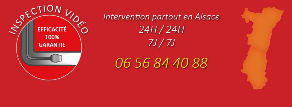 Intervention partout en Alsace 24/24H & 7/7J
